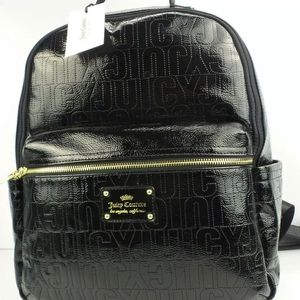Juicy couture large Ever After backpack black